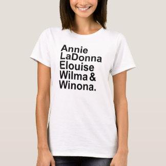 Updated Women Warriors 2015 T-Shirt