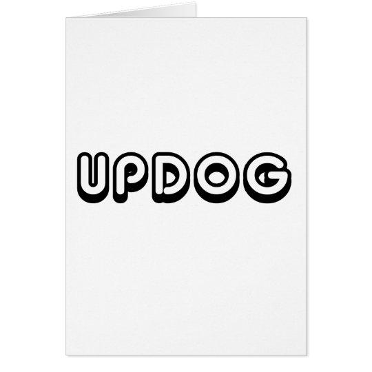 Updog Card