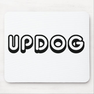 Updog Mouse Pad