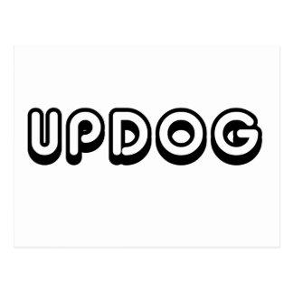 Updog Postcard