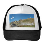 Upernavik Cemetery North West Greenland Panorama Hat