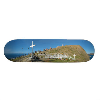 Upernavik Cemetery North West Greenland Panorama Skate Boards