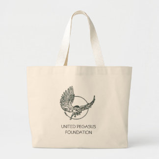 UPF logo tote