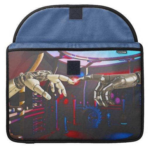 Upgrade - Rickshaw Macbook Flap Sleeve MacBook Pro Sleeves