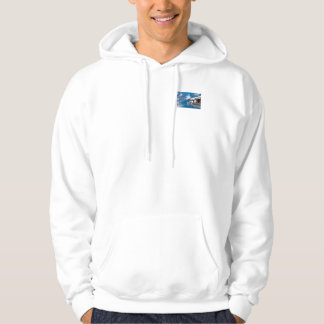Upgrading the International Space Station Hoodie