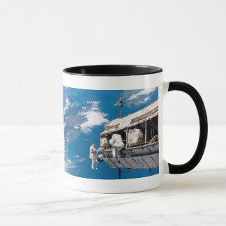 Upgrading the International Space Station Mug