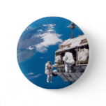 Upgrading the International Space Station Pinback Button