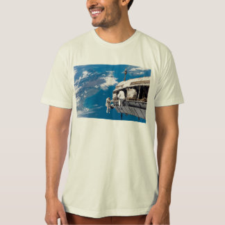 Upgrading the International Space Station T-Shirt