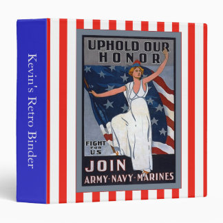 Uphold our Honor Binder