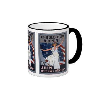 Uphold our Honor Mug