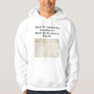 Uphold the Constitution Hoodie