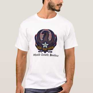 Uphold Truth Justice T-Shirt