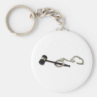 UpholdingLaw073110 Basic Round Button Keychain