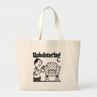 UPHOLSTERY TOTE BAGS