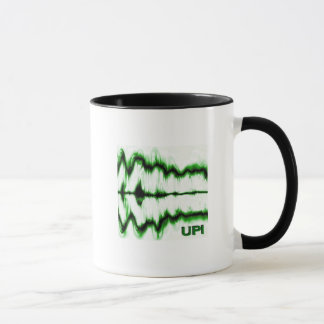 UPI Logo Sound Wave Cup