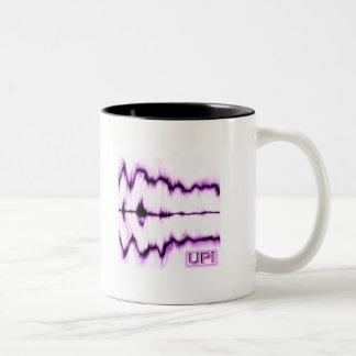 UPI Purple Sound Wave Cup