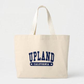 Upland California College Style tee shirts Jumbo Tote Bag