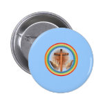 Uplift Your Hands To Christ To Collection Pins