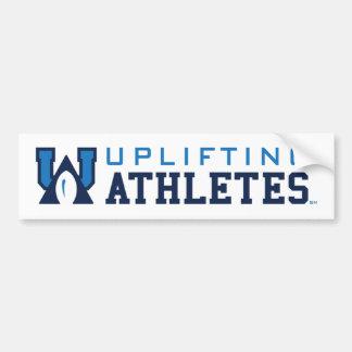 Uplifting Athletes Bumper Sticker