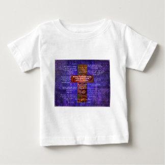 Uplifting Bible Verses about FAITH T-shirt