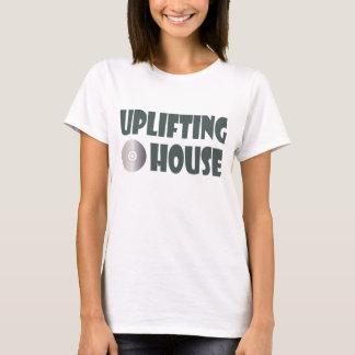 Uplifting House T Shirt  Light