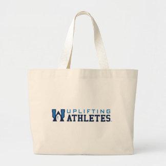 UpliftingAthletes Tote Bags