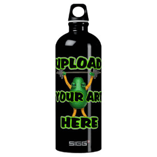 Upload art templates by Valxart.com SIGG Traveler 1.0L Water Bottle