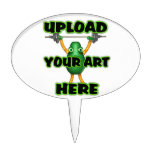 upload art to cake toppers by valxart.com