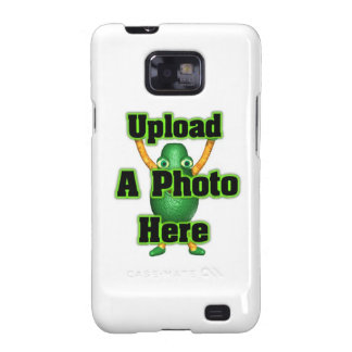 Upload photo or art on Android Samsung Galaxy S Cases
