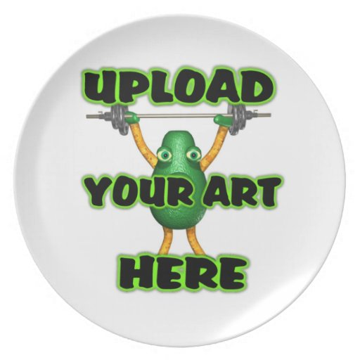 Upload photo or art to melamine plate