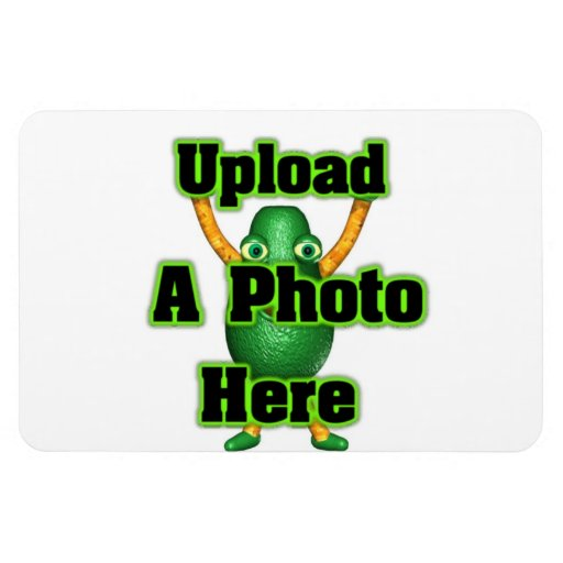 Upload photo to Valxart templates Magnets