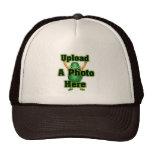 Upload photo to Valxart templates Mesh Hat