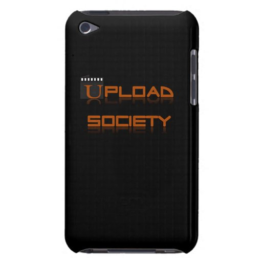 Upload Society IPod Touch Case