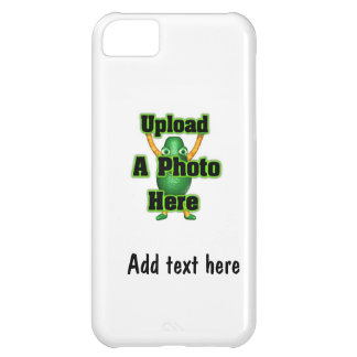 Upload your logo and text iphone 5 casemate ID Cover For iPhone 5C
