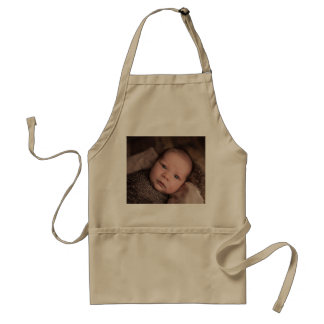 Upload your own photo Apron  for Adult, Kids