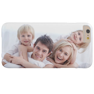 Upload Your Own Photo Barely There iPhone 6 Plus Case