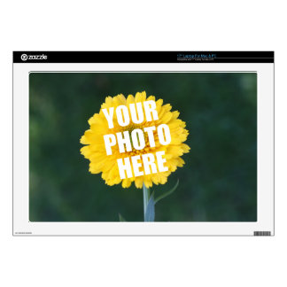UPLOAD YOUR OWN PHOTO & Create The Perfect Gift Laptop Decals