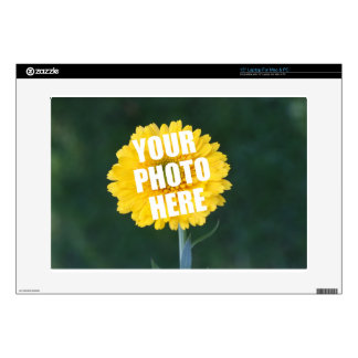 """UPLOAD YOUR OWN PHOTO & Create The Perfect Gift Skin For 15"""" Laptop"""