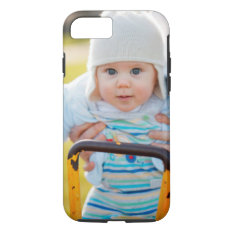 Upload Your Own Photo Iphone 8/7 Case at Zazzle