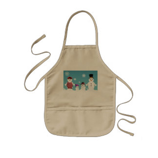 Upload Your Own photo Kids' Apron