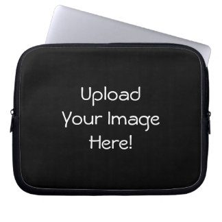 "Upload-Your-Own-Photo Neoprene Laptop Sleeve 10"""