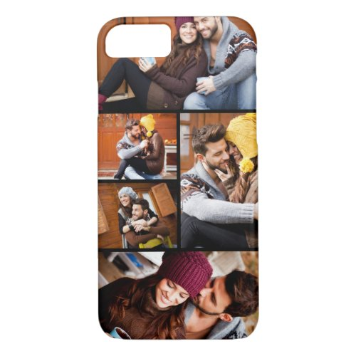 Upload Your Own Photos | Custom Photo Collage Phone Case