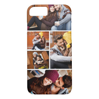 Upload Your Own Photos | Custom Photo Collage iPhone 8/7 Case