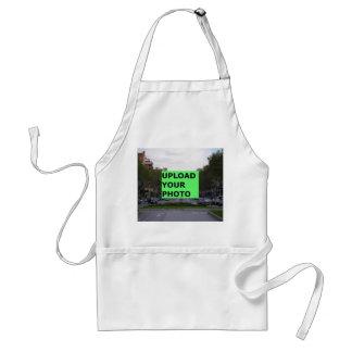 Upload your photo adult apron