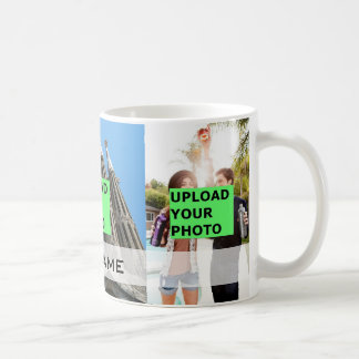 Upload your photo coffee mug