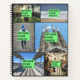 upload your photo notebook