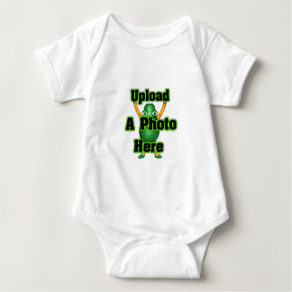 Upload your photo to template products shirts