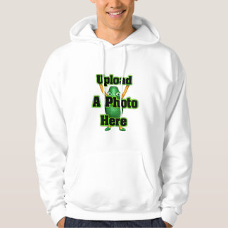Upload your photo to template products sweatshirt