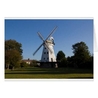 Upminster Windmill Card