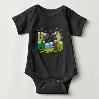 UpNorth Gifts and Apparel Baby Bodysuit